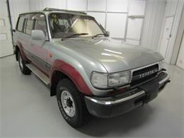Picture of 1990 Land Cruiser FJ located in Christiansburg Virginia Offered by Duncan Imports & Classic Cars - LI35