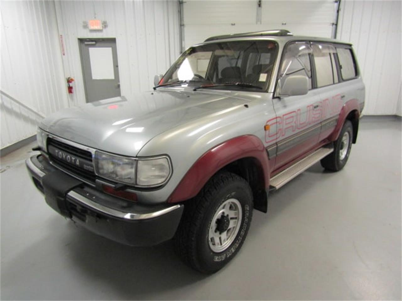 Large Picture of '90 Toyota Land Cruiser FJ located in Virginia Offered by Duncan Imports & Classic Cars - LI35