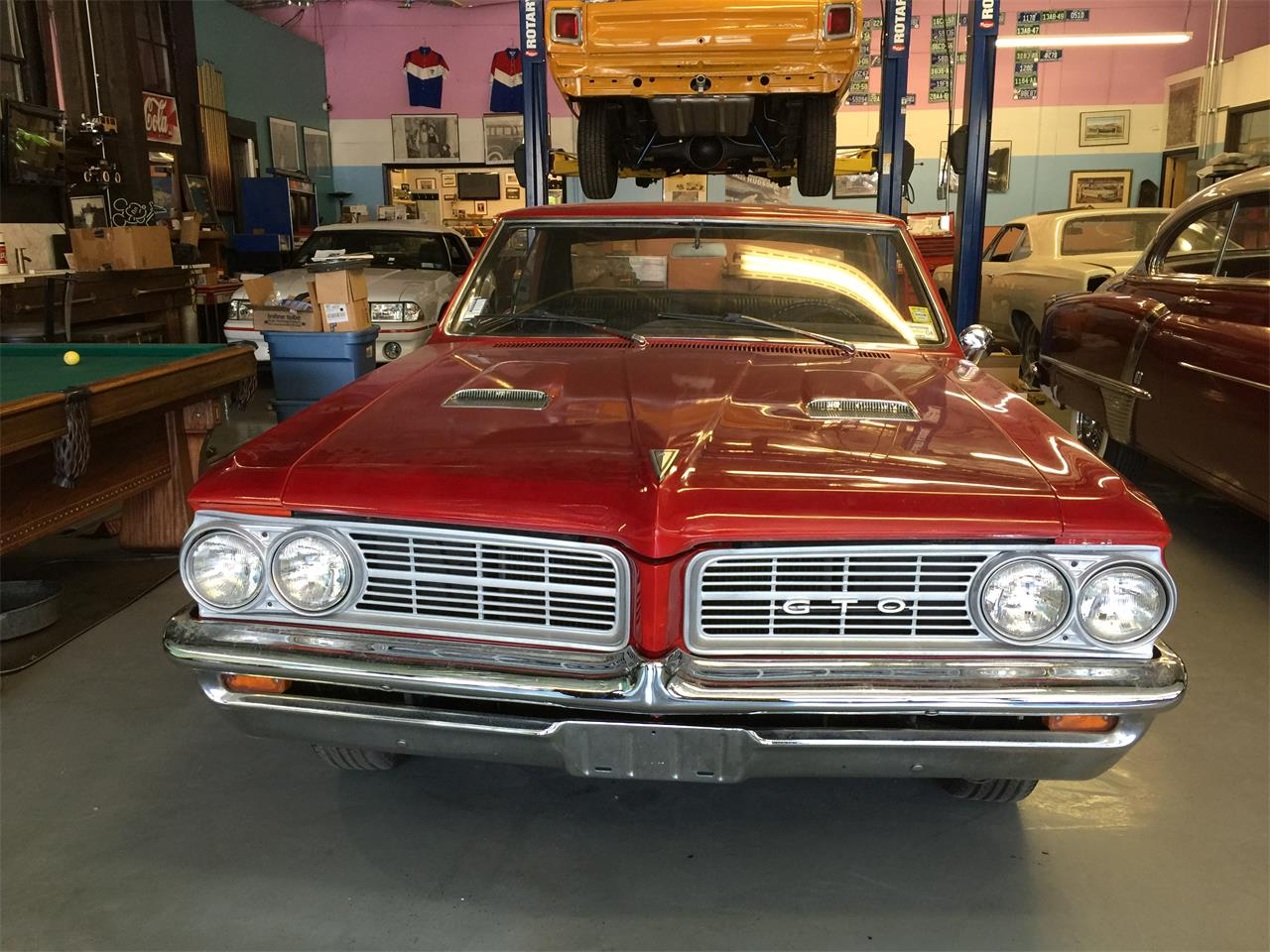 Large Picture of Classic '64 GTO located in Tulsa Oklahoma - $22,000.00 - LI37