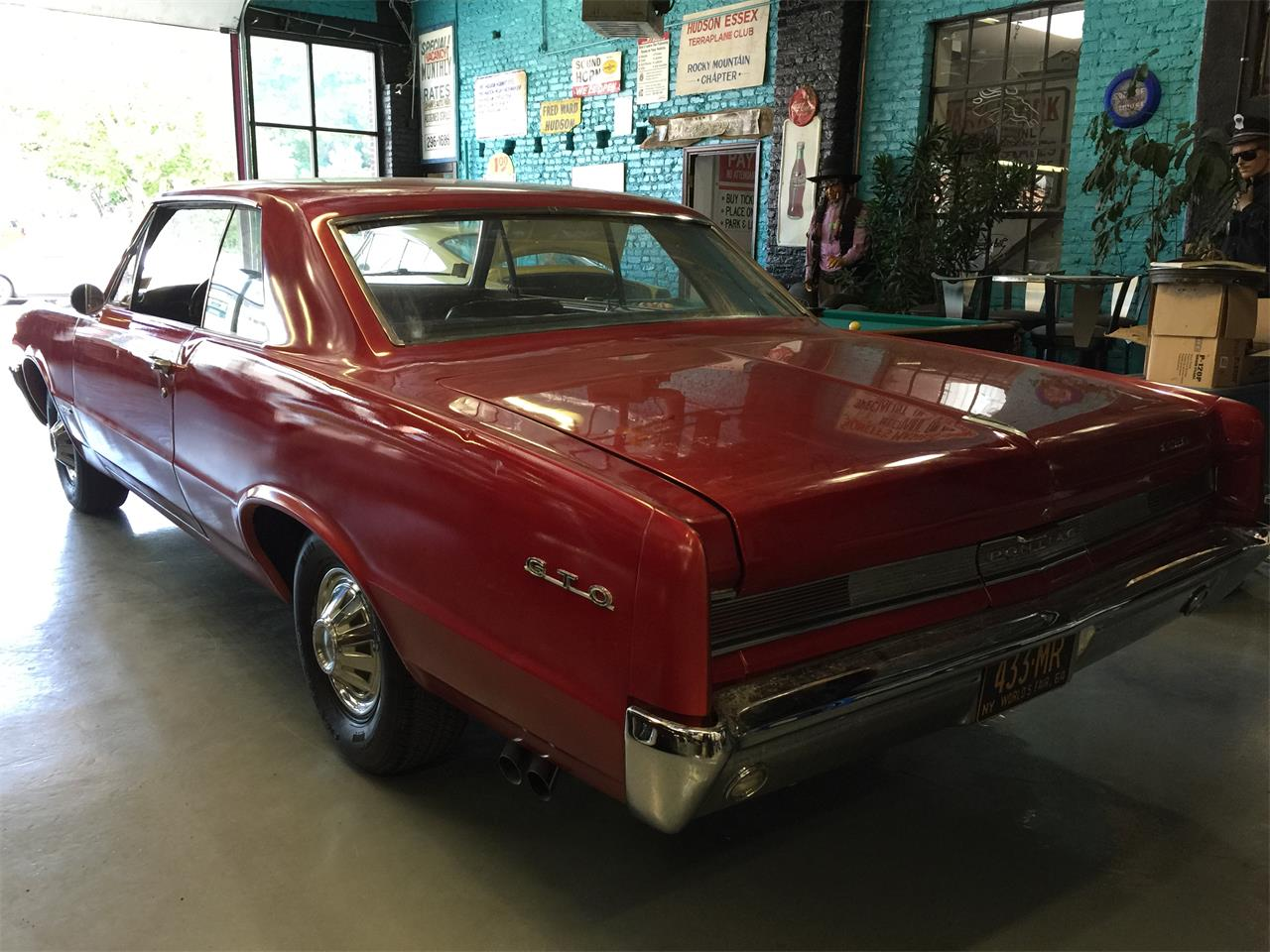 Large Picture of Classic '64 GTO - $22,000.00 Offered by a Private Seller - LI37