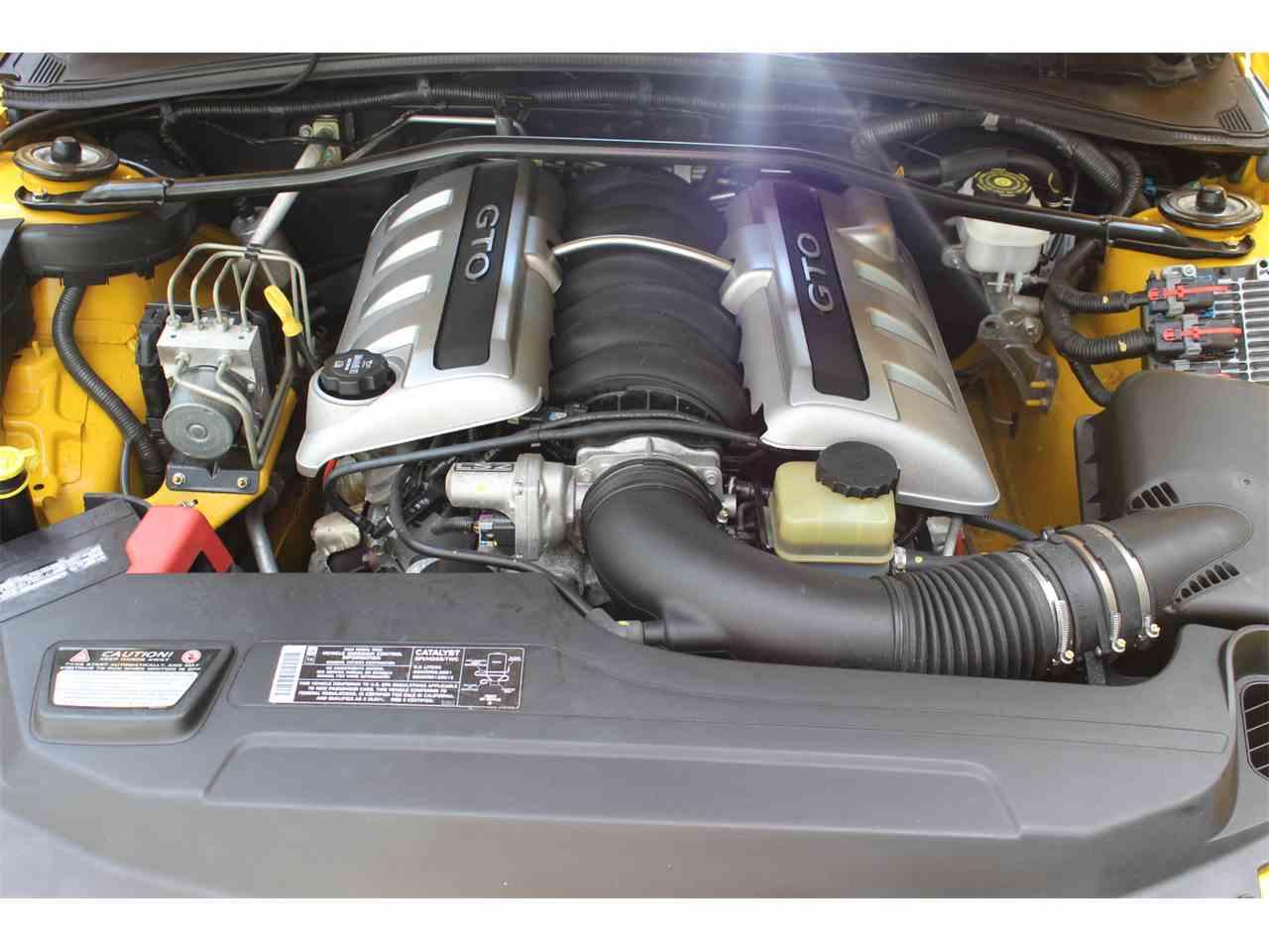 Large Picture of '05 GTO - LI3E