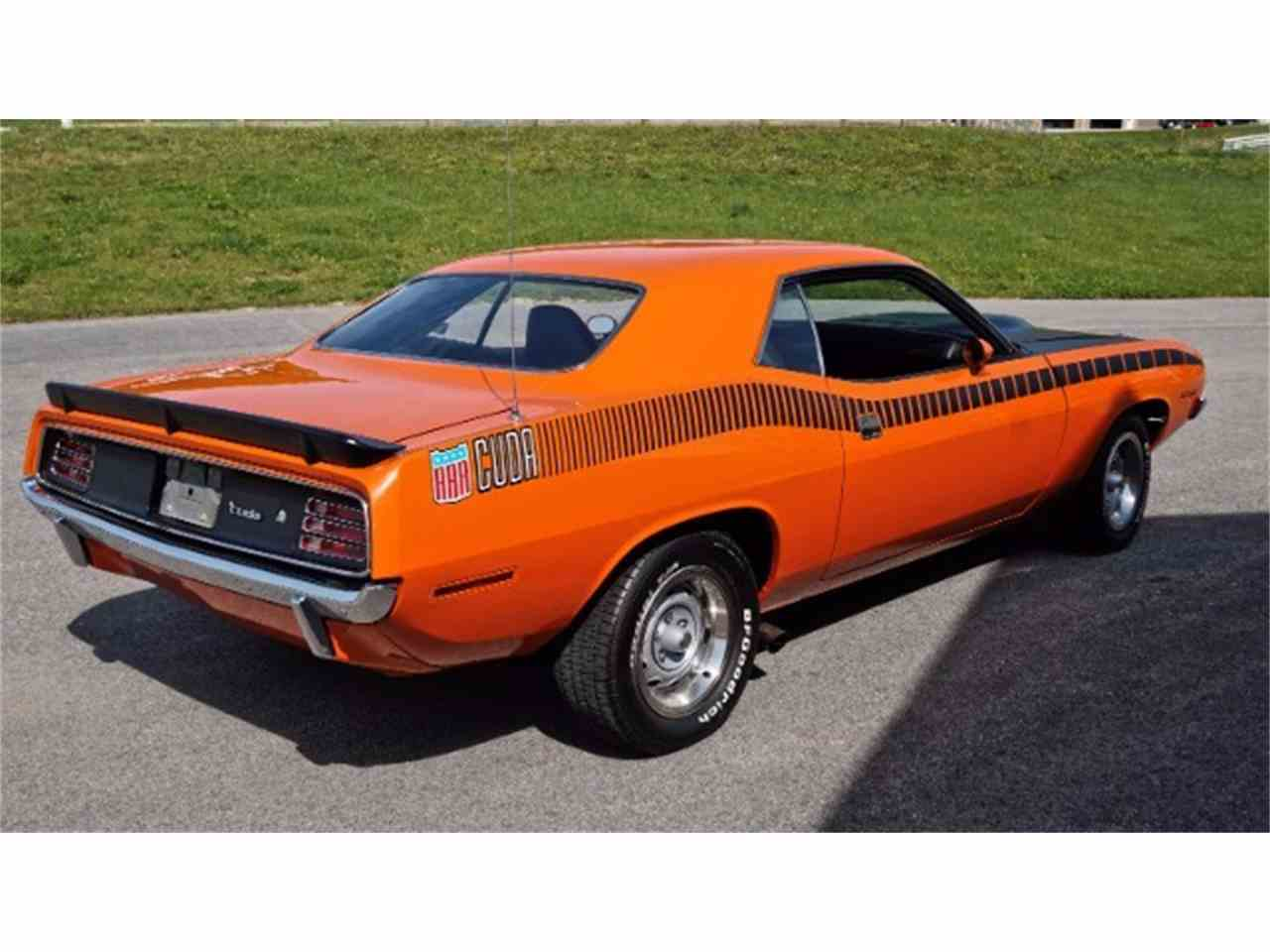 Large Picture of '70 Cuda - LI3L