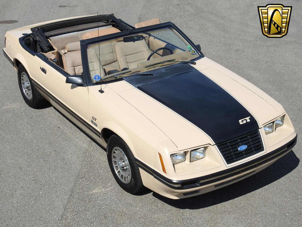 Large Picture of '84 Mustang - LI4C