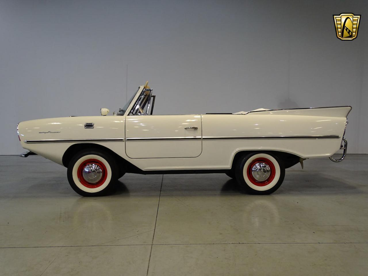 Large Picture of '67 Amphicar 770 located in Lake Mary Florida Offered by Gateway Classic Cars - Orlando - LI53