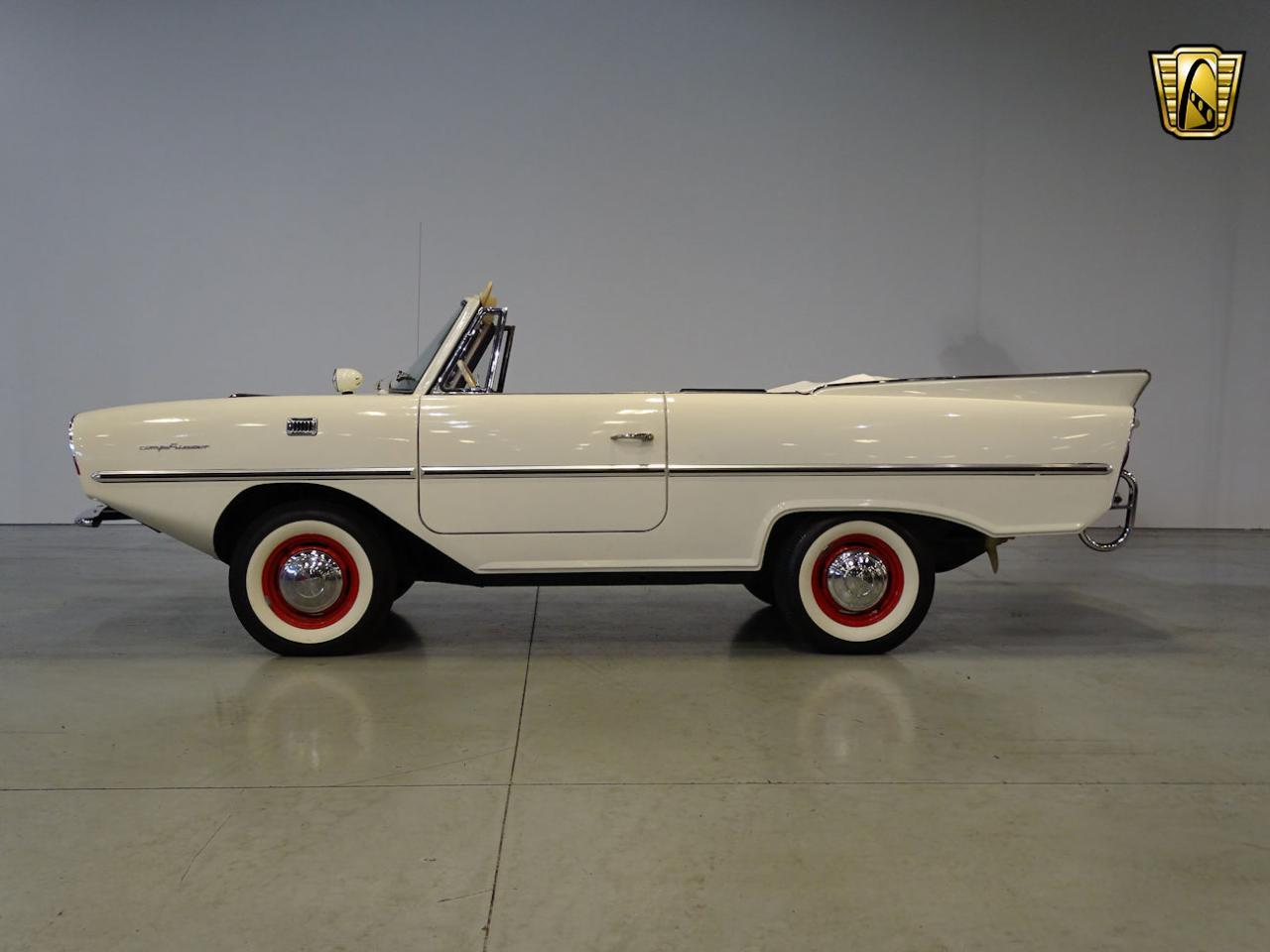Large Picture of '67 Amphicar 770 - LI53