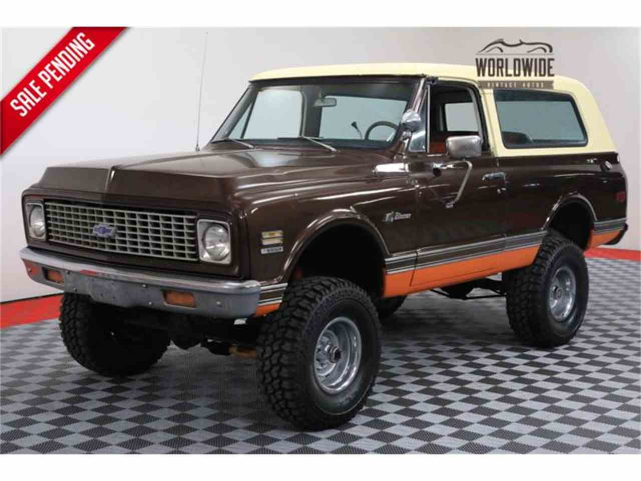 Large Picture of 1971 Blazer located in Colorado Offered by Worldwide Vintage Autos - LI5Q