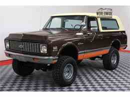 Picture of Classic 1971 Chevrolet Blazer located in Denver  Colorado - $24,900.00 Offered by Worldwide Vintage Autos - LI5Q