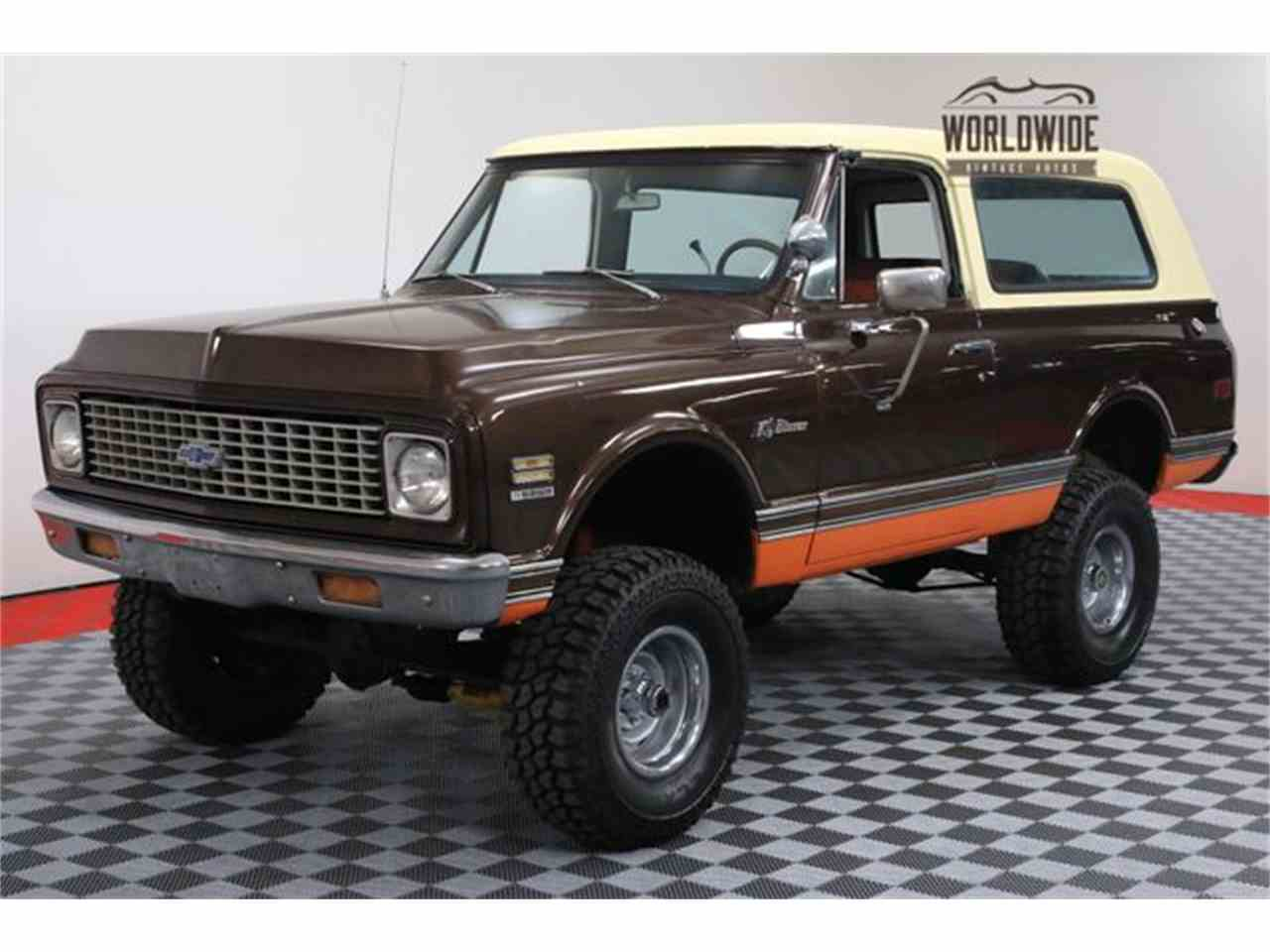 Large Picture of Classic 1971 Chevrolet Blazer located in Colorado - $24,900.00 Offered by Worldwide Vintage Autos - LI5Q