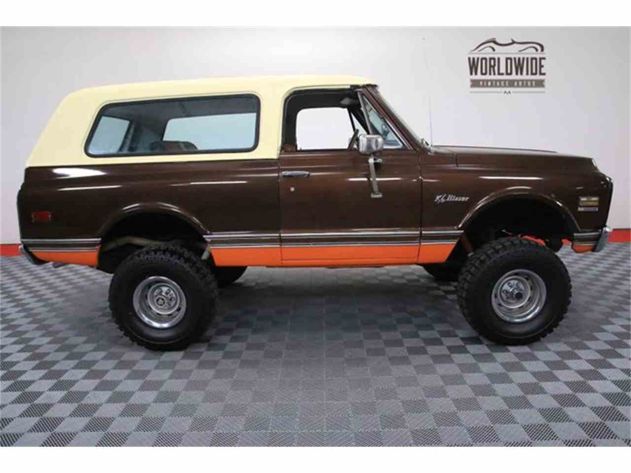Large Picture of Classic '71 Chevrolet Blazer located in Colorado - $24,900.00 Offered by Worldwide Vintage Autos - LI5Q