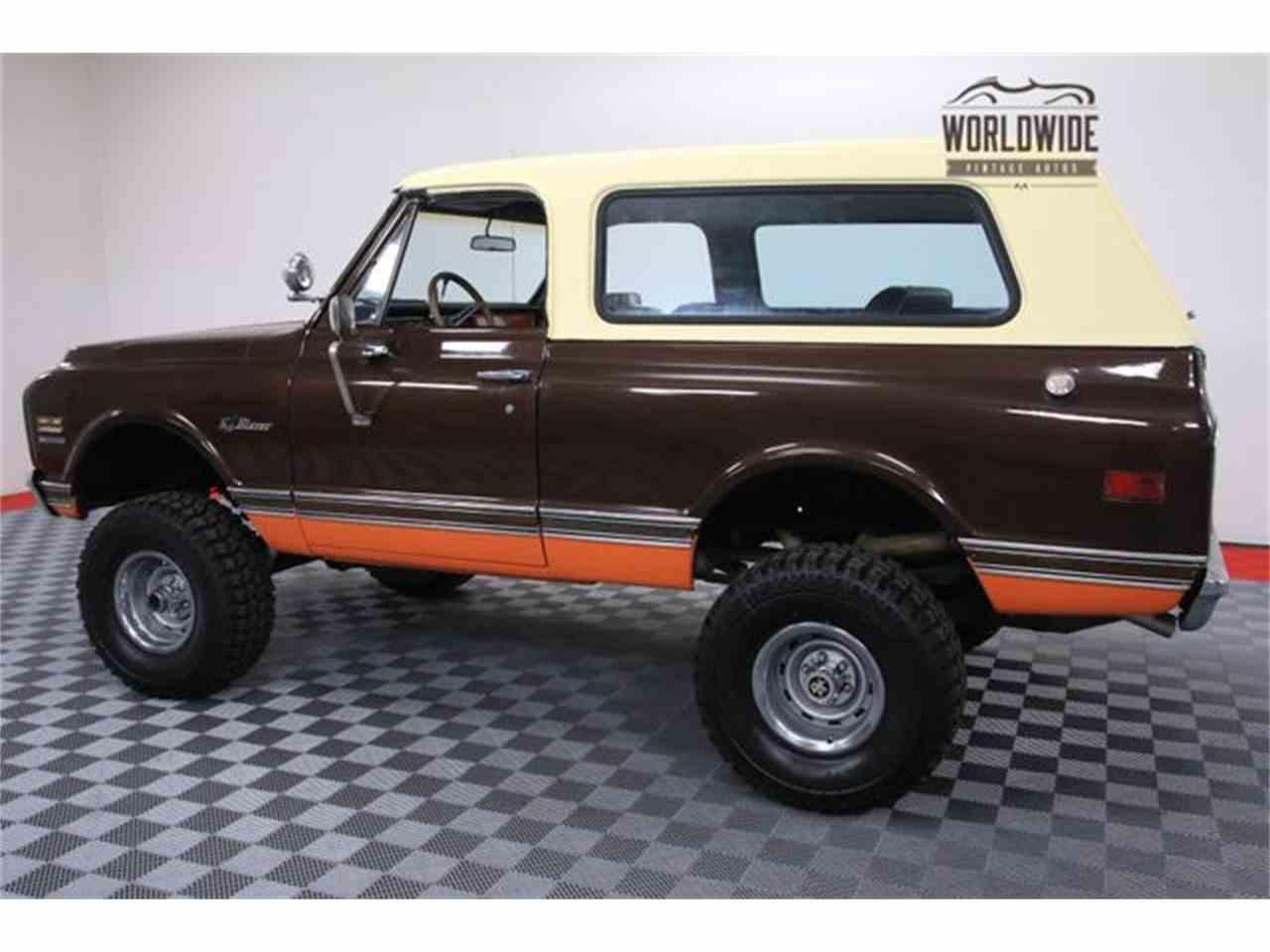 Large Picture of Classic 1971 Blazer located in Colorado - $24,900.00 - LI5Q