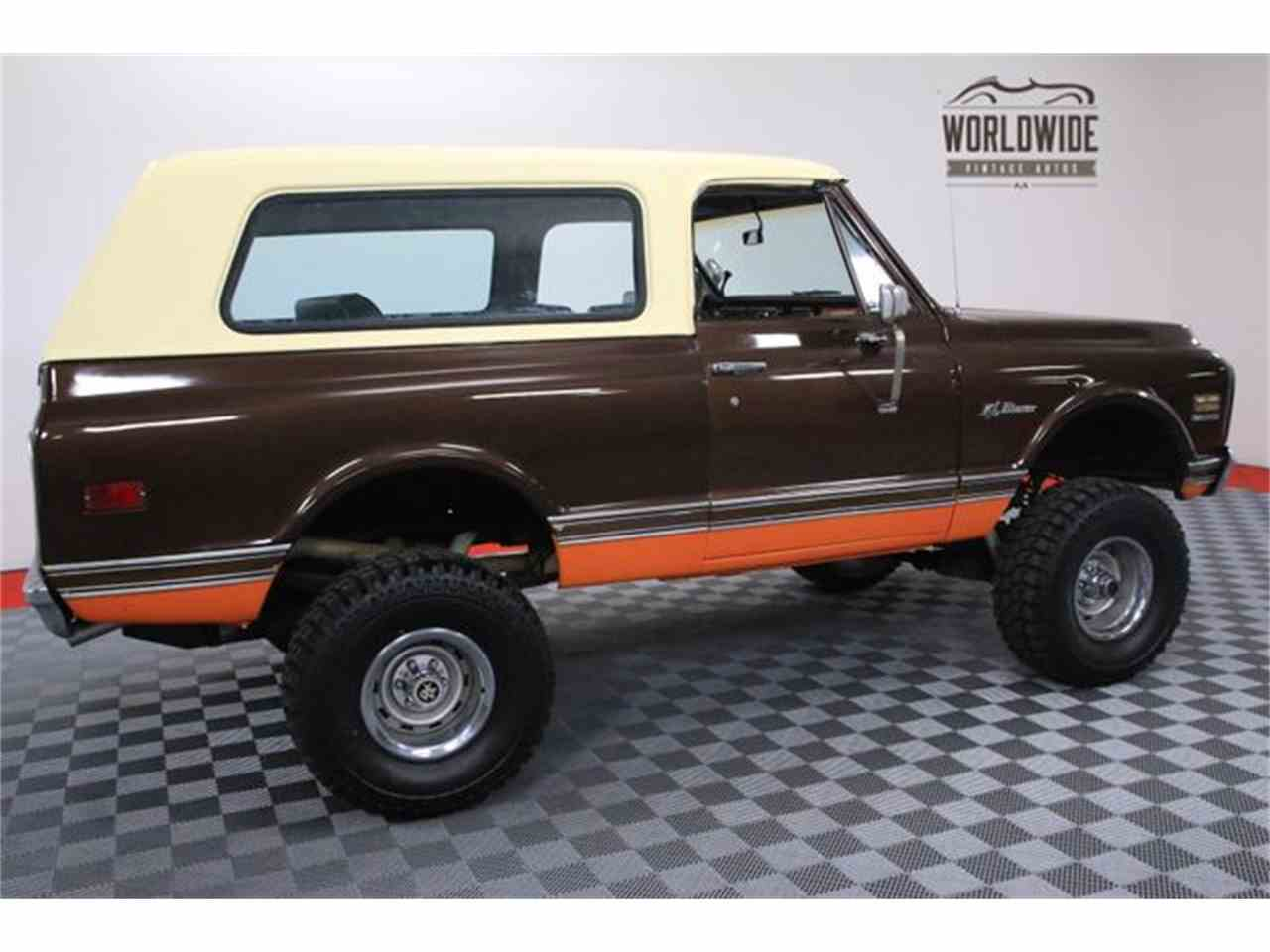 Large Picture of '71 Chevrolet Blazer located in Denver  Colorado - $24,900.00 Offered by Worldwide Vintage Autos - LI5Q