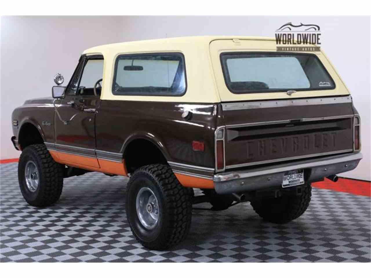Large Picture of '71 Blazer - LI5Q