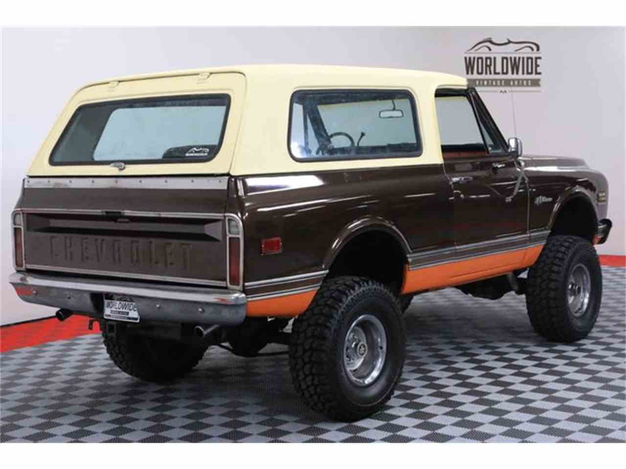 Large Picture of Classic '71 Chevrolet Blazer located in Denver  Colorado - $24,900.00 Offered by Worldwide Vintage Autos - LI5Q