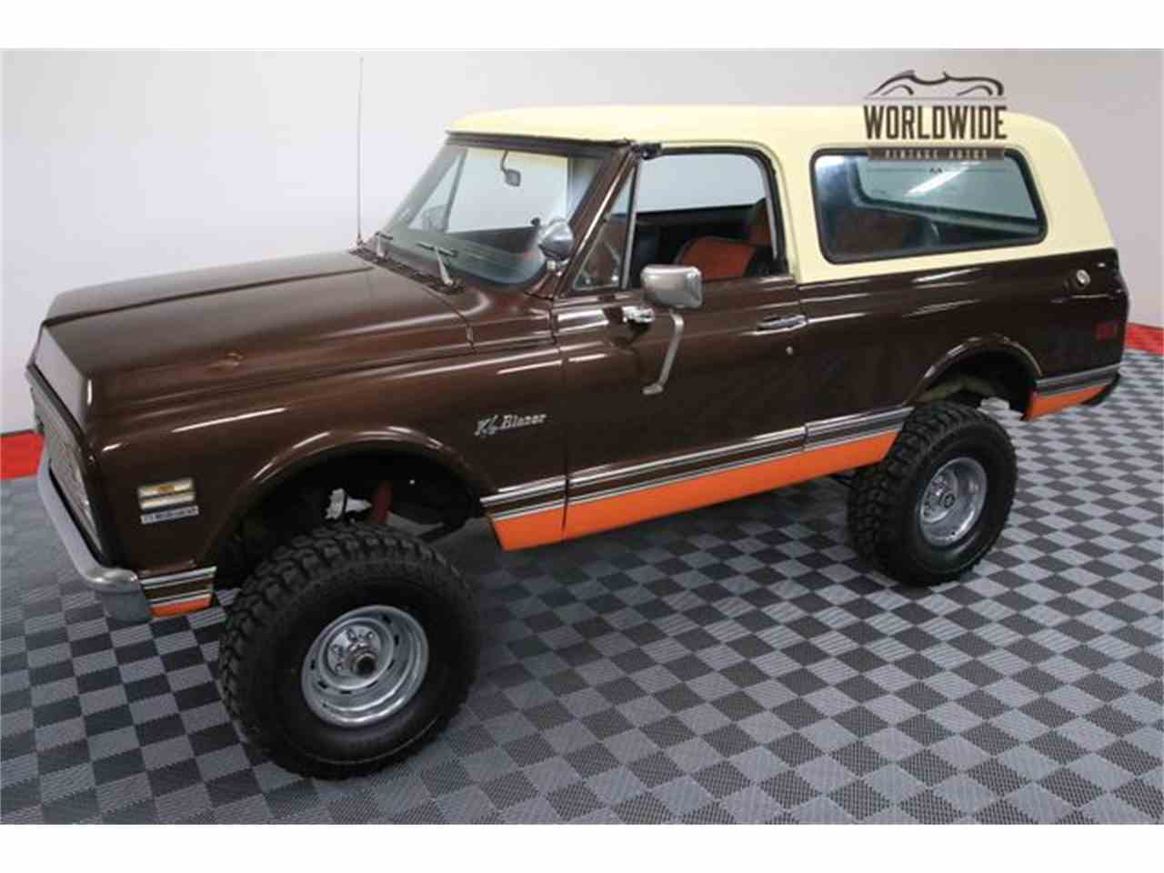 Large Picture of '71 Chevrolet Blazer located in Colorado - LI5Q