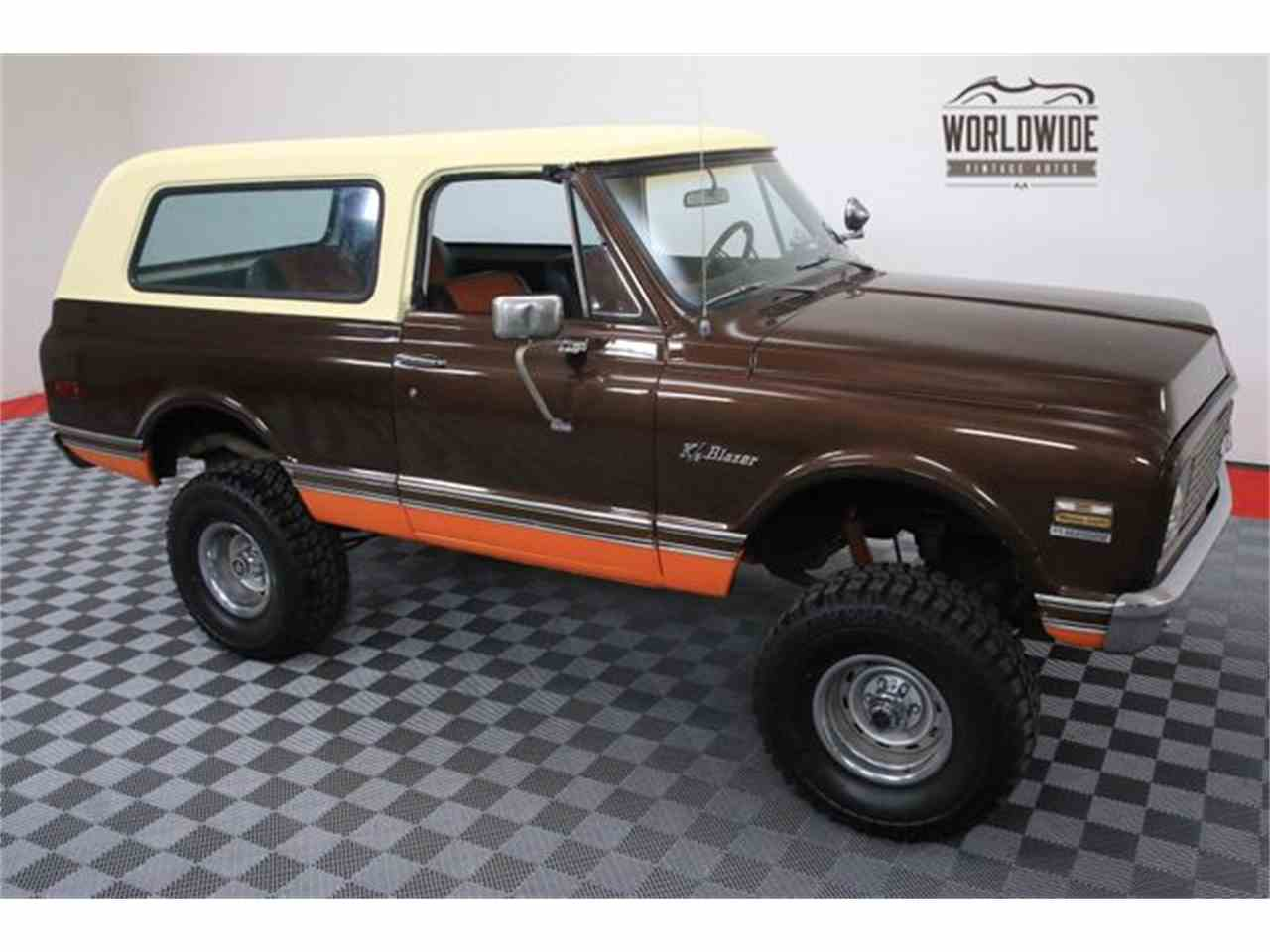 Large Picture of '71 Chevrolet Blazer located in Denver  Colorado Offered by Worldwide Vintage Autos - LI5Q