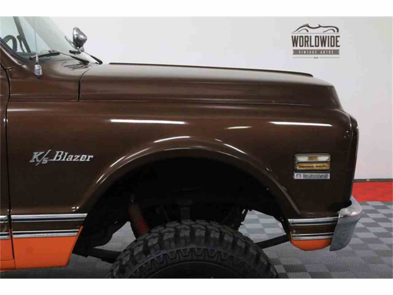Large Picture of 1971 Chevrolet Blazer located in Colorado Offered by Worldwide Vintage Autos - LI5Q