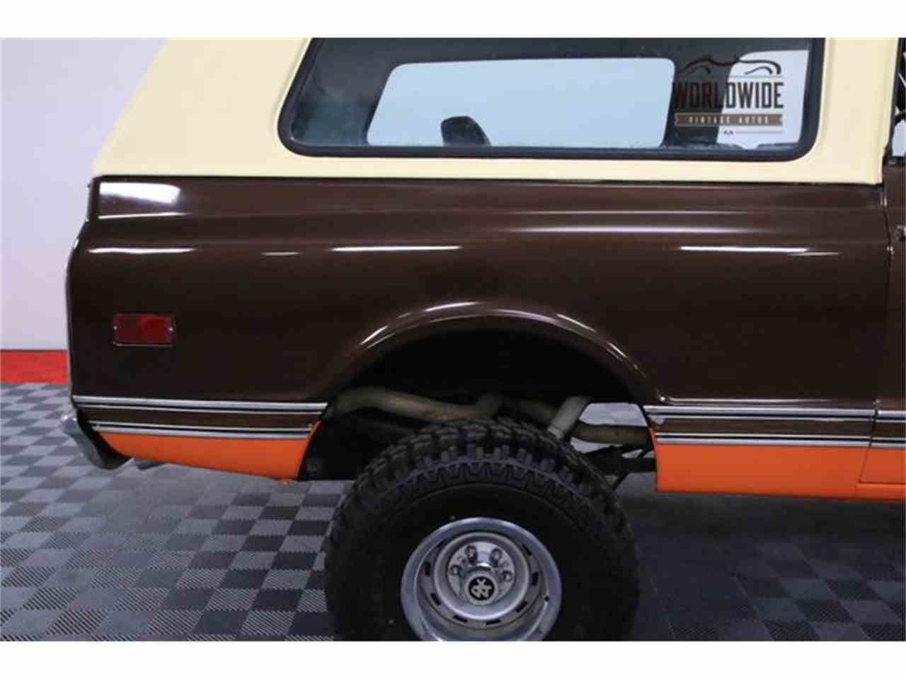 Large Picture of Classic 1971 Blazer Offered by Worldwide Vintage Autos - LI5Q