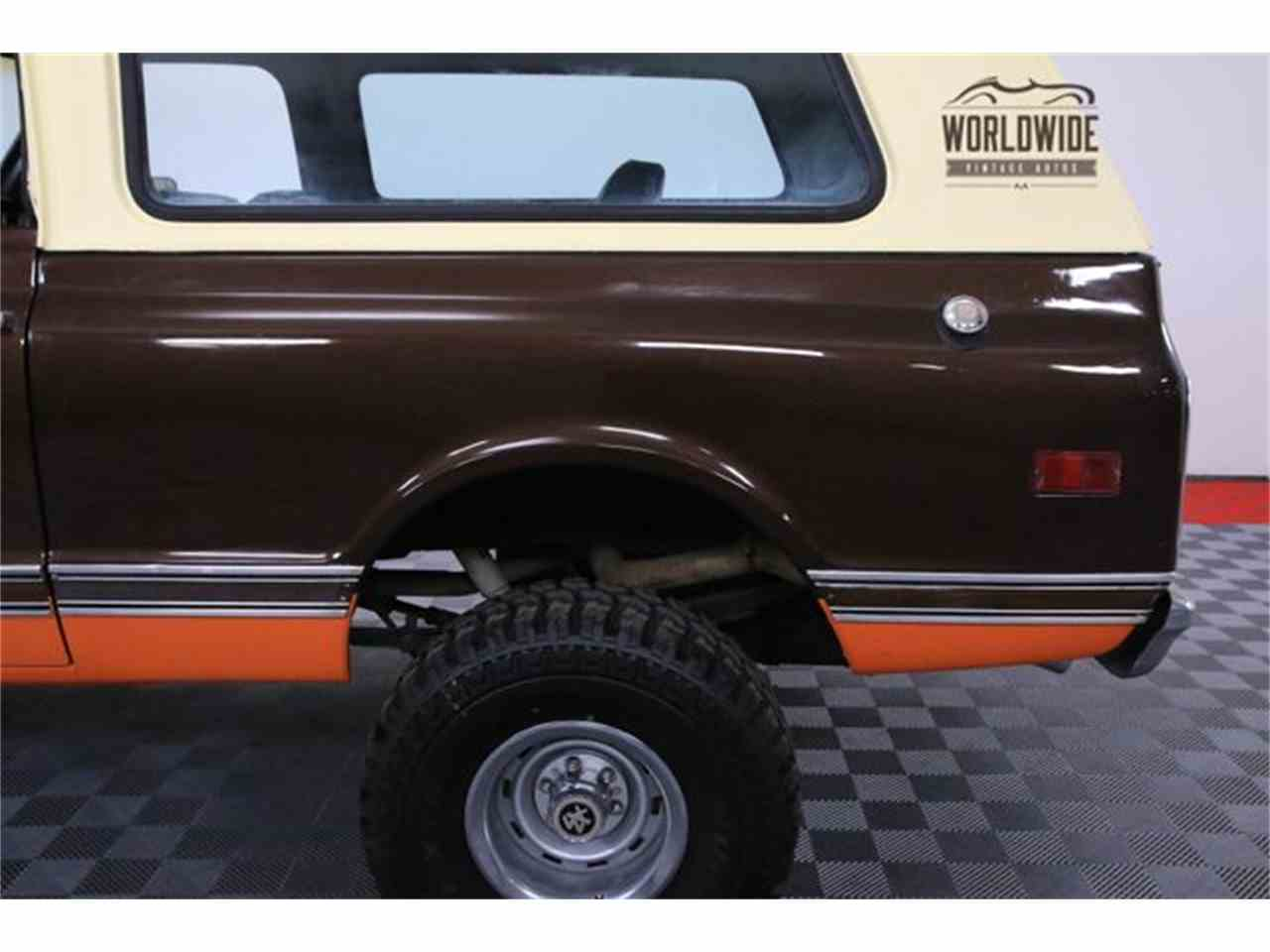 Large Picture of 1971 Chevrolet Blazer - $24,900.00 Offered by Worldwide Vintage Autos - LI5Q