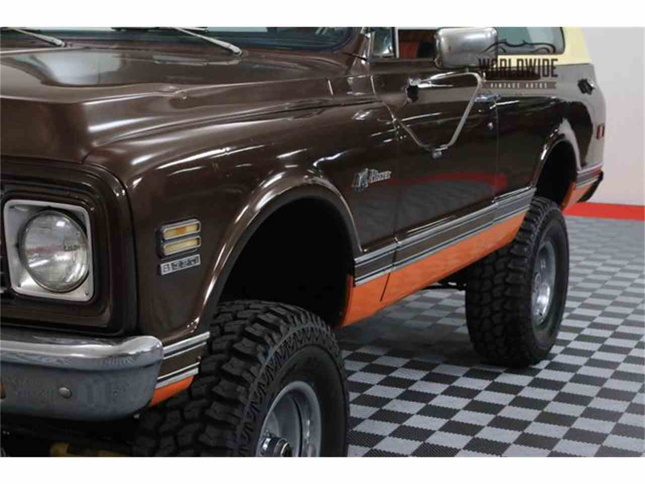 Large Picture of '71 Chevrolet Blazer located in Colorado Offered by Worldwide Vintage Autos - LI5Q