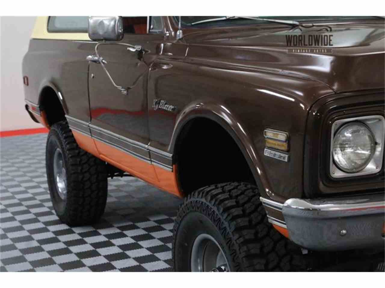 Large Picture of 1971 Blazer located in Denver  Colorado - $24,900.00 Offered by Worldwide Vintage Autos - LI5Q