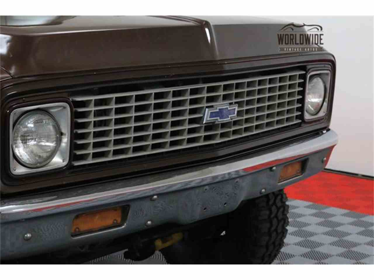 Large Picture of Classic '71 Blazer Offered by Worldwide Vintage Autos - LI5Q