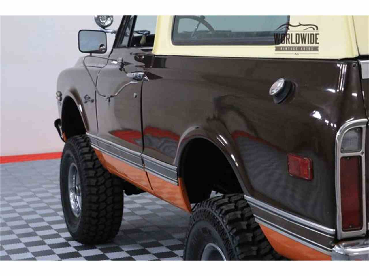 Large Picture of '71 Chevrolet Blazer Offered by Worldwide Vintage Autos - LI5Q