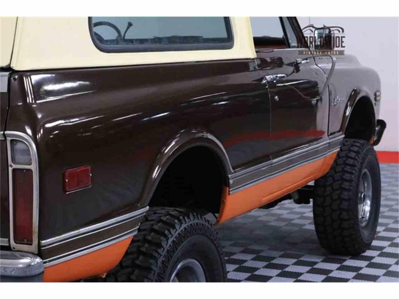 Large Picture of 1971 Blazer located in Denver  Colorado - LI5Q