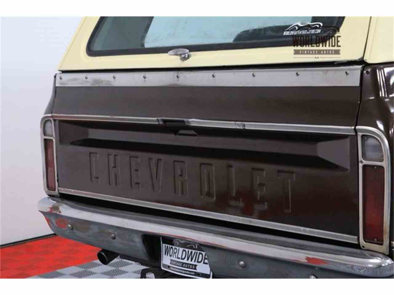Large Picture of Classic '71 Blazer located in Denver  Colorado - LI5Q