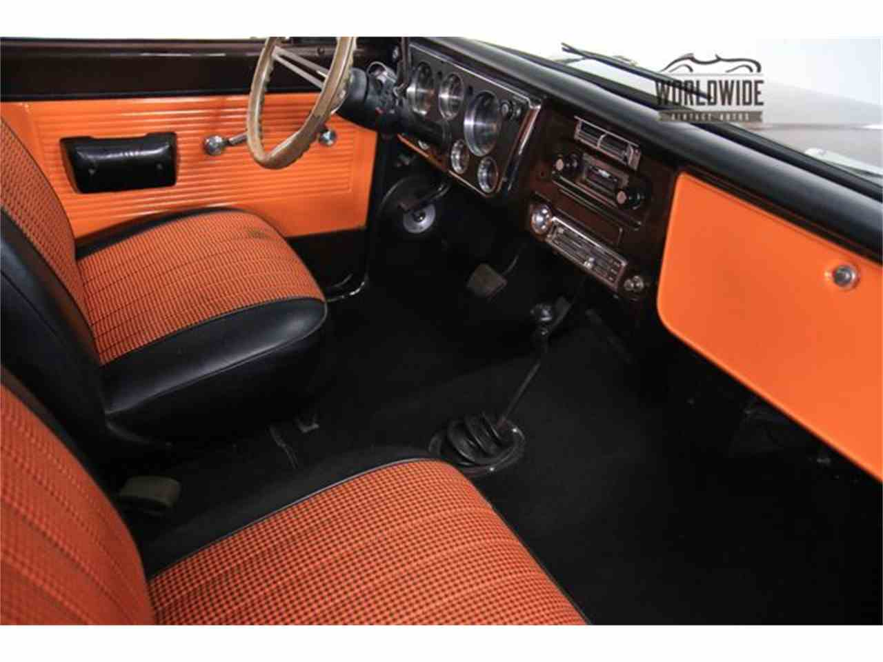 Large Picture of Classic 1971 Blazer located in Colorado Offered by Worldwide Vintage Autos - LI5Q
