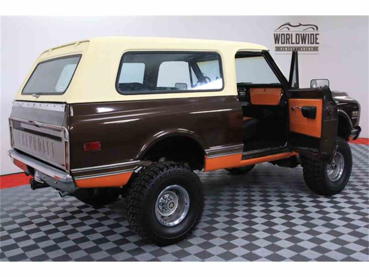 Large Picture of '71 Blazer Offered by Worldwide Vintage Autos - LI5Q