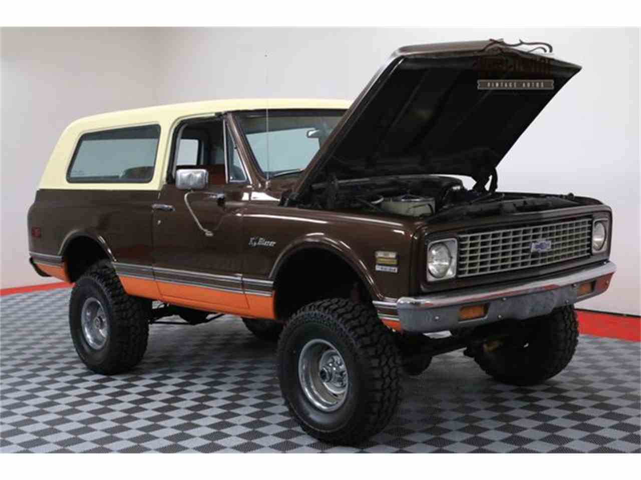 Large Picture of '71 Chevrolet Blazer located in Colorado - $24,900.00 Offered by Worldwide Vintage Autos - LI5Q