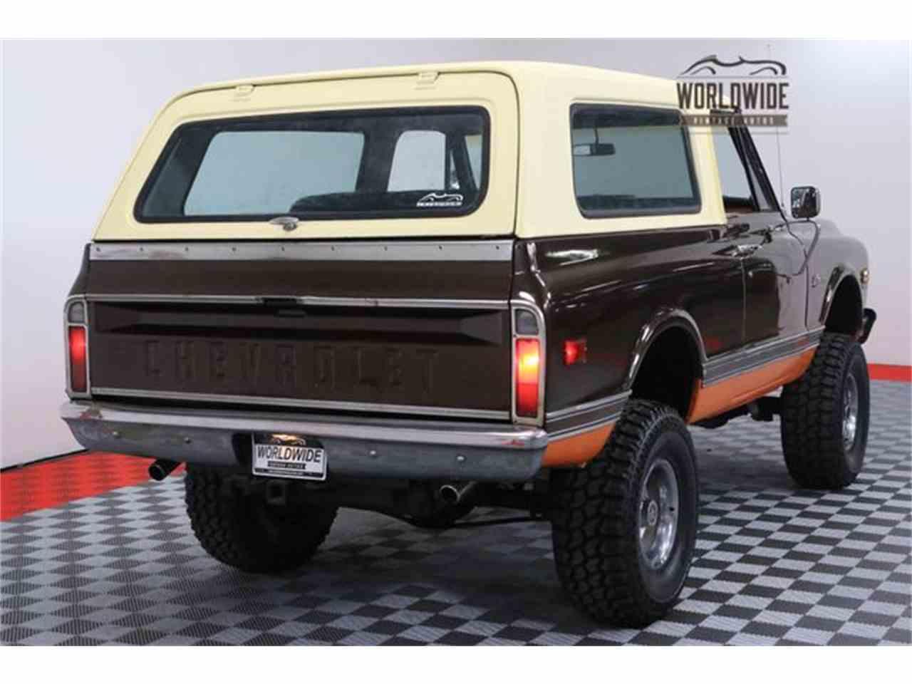 Large Picture of 1971 Chevrolet Blazer - LI5Q