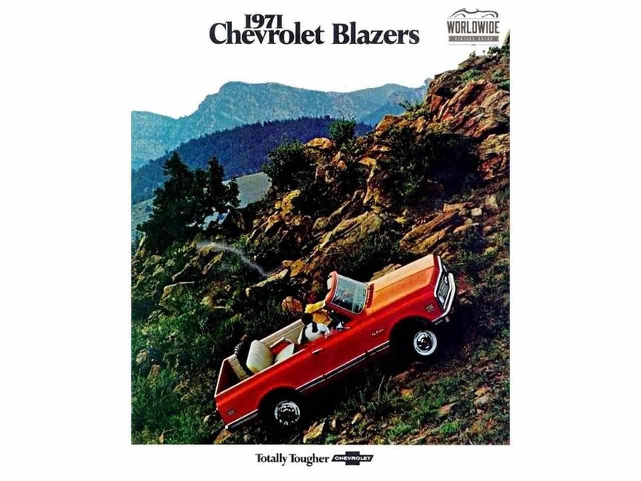 Large Picture of 1971 Blazer - $24,900.00 - LI5Q