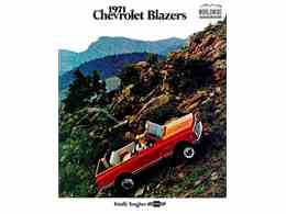 Picture of '71 Chevrolet Blazer located in Colorado - $24,900.00 Offered by Worldwide Vintage Autos - LI5Q