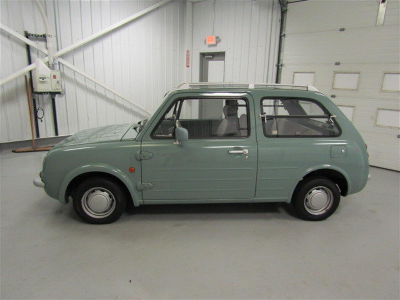 Large Picture of 1990 Nissan Pao - $9,967.00 Offered by Duncan Imports & Classic Cars - LI63