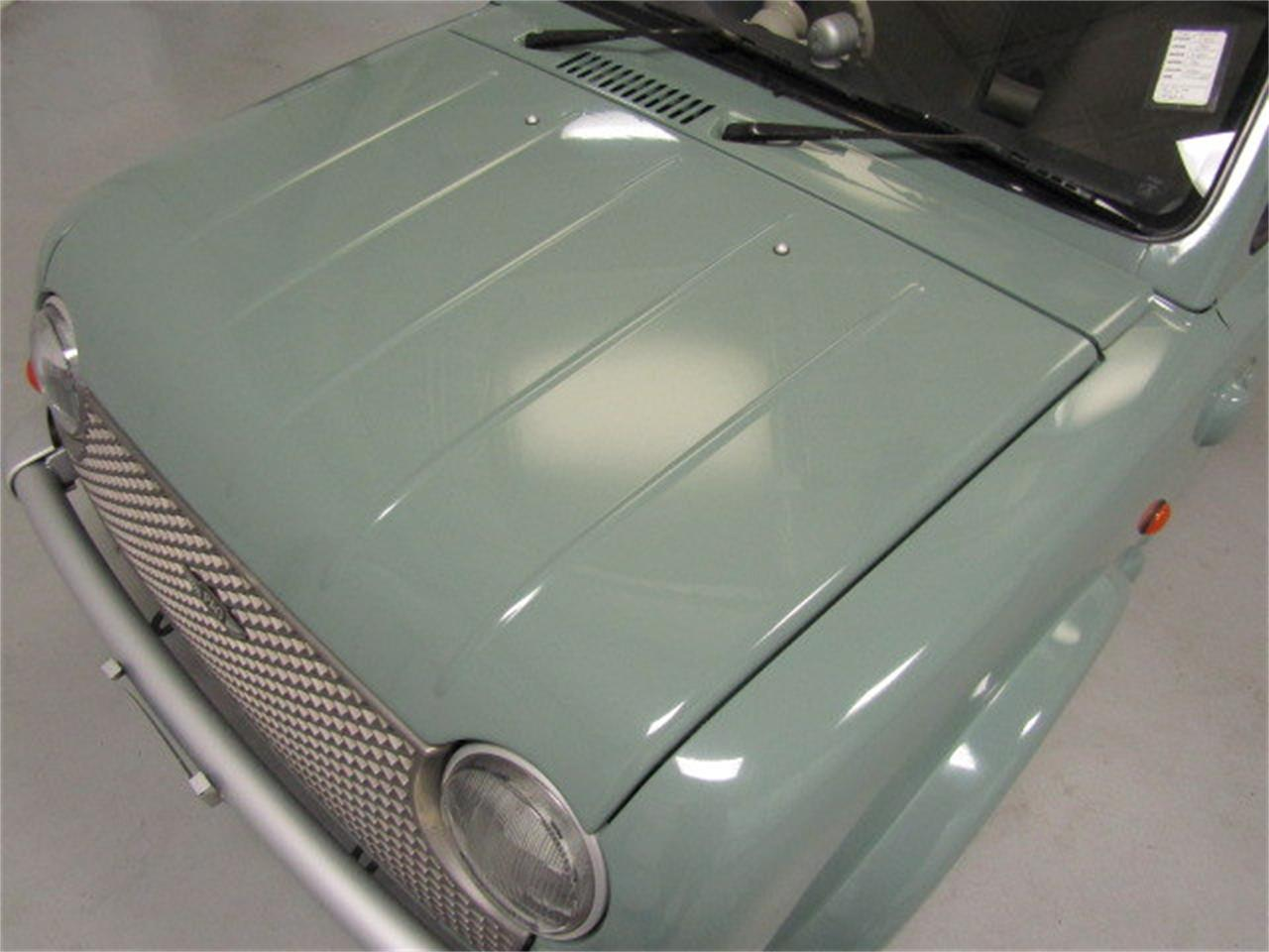 Large Picture of 1990 Nissan Pao - LI63
