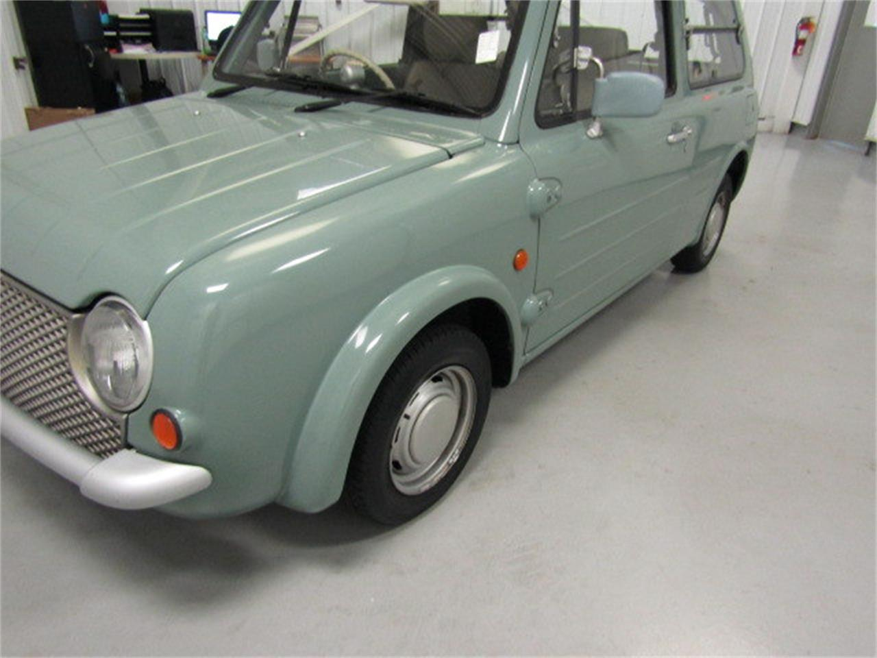 Large Picture of '90 Nissan Pao located in Christiansburg Virginia - $9,967.00 Offered by Duncan Imports & Classic Cars - LI63