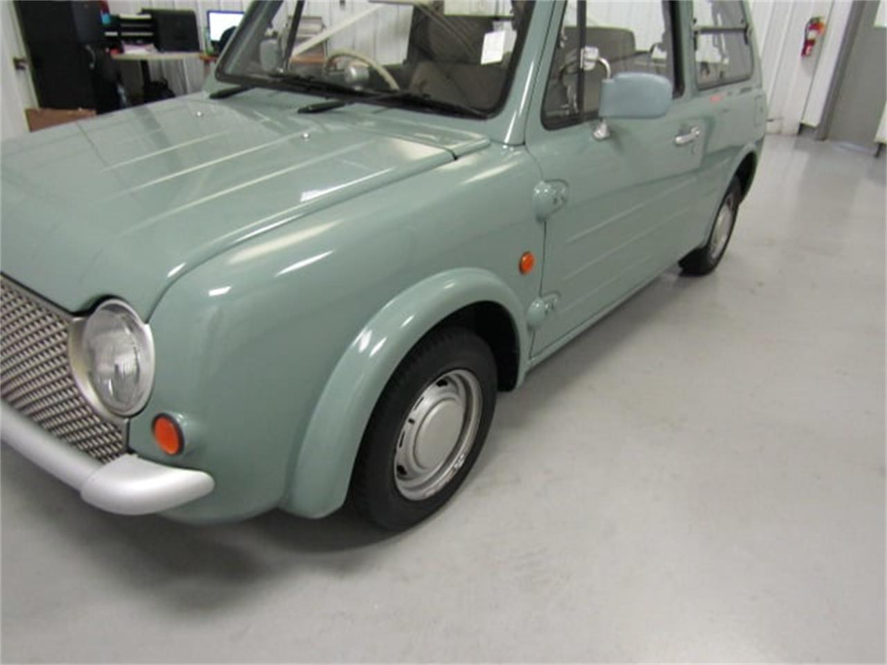 Large Picture of '90 Nissan Pao located in Christiansburg Virginia Offered by Duncan Imports & Classic Cars - LI63