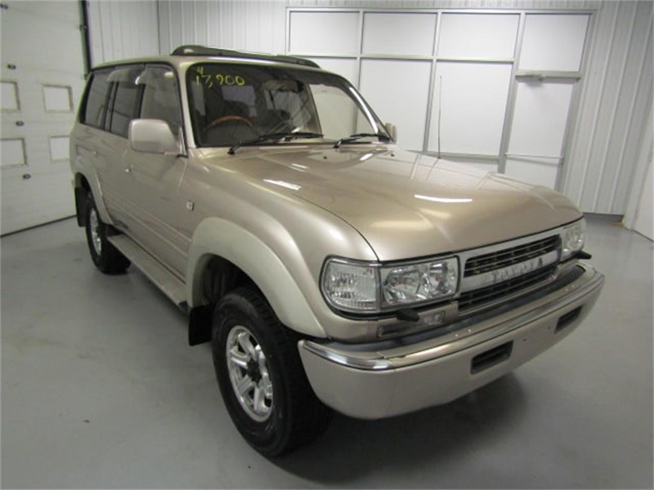 Large Picture of '91 Land Cruiser FJ located in Virginia Offered by Duncan Imports & Classic Cars - LI66