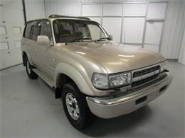 Picture of '91 Toyota Land Cruiser FJ located in Christiansburg Virginia Offered by Duncan Imports & Classic Cars - LI66
