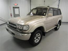 Picture of 1991 Land Cruiser FJ located in Christiansburg Virginia - LI66