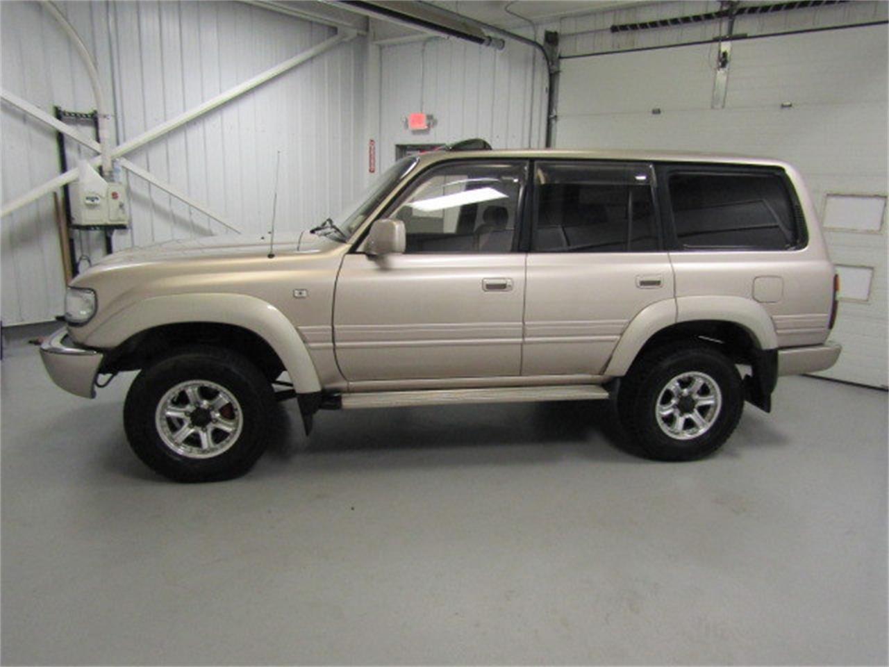 Large Picture of '91 Land Cruiser FJ located in Christiansburg Virginia - $11,994.00 Offered by Duncan Imports & Classic Cars - LI66