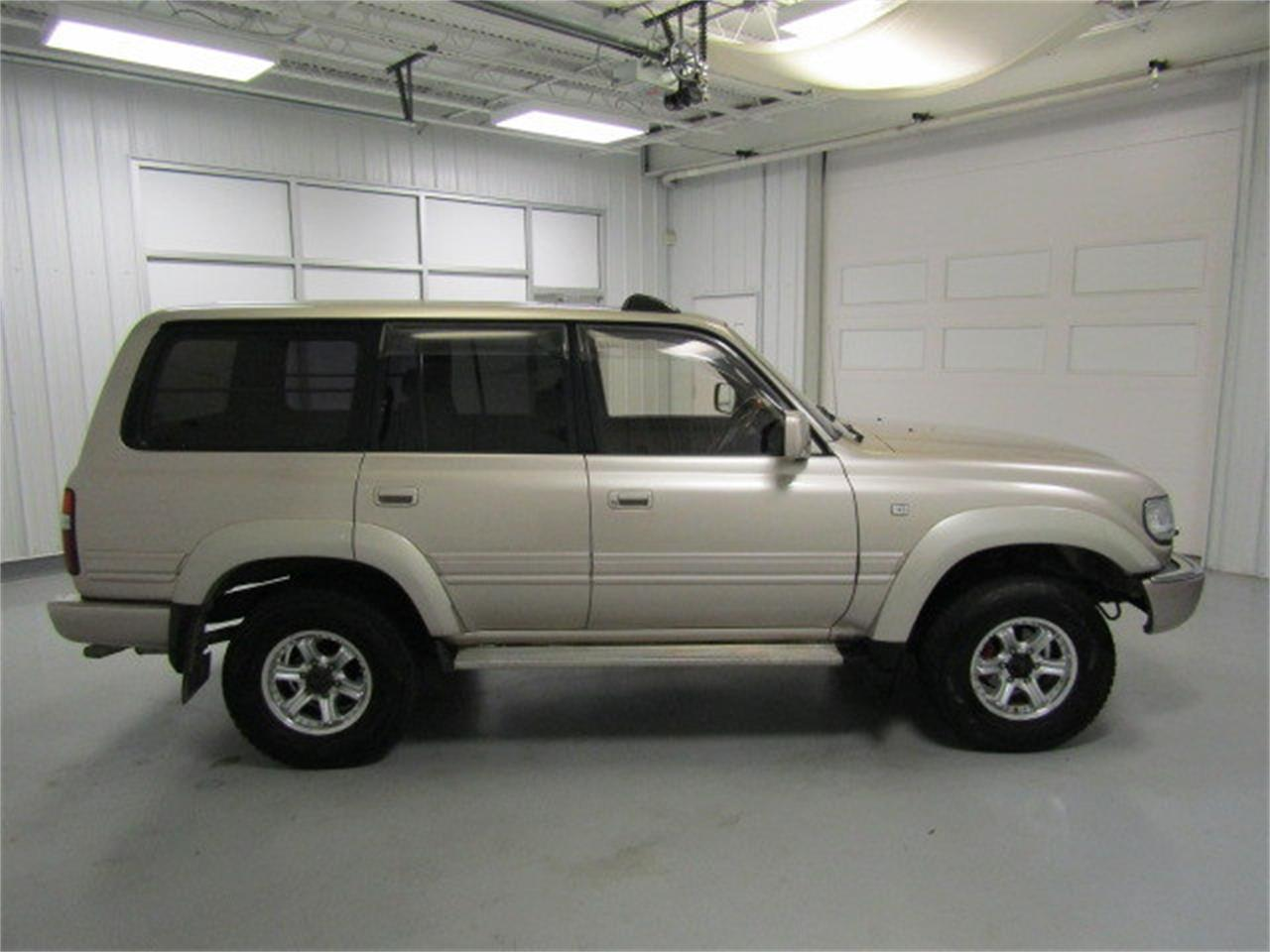 Large Picture of 1991 Land Cruiser FJ located in Christiansburg Virginia Offered by Duncan Imports & Classic Cars - LI66