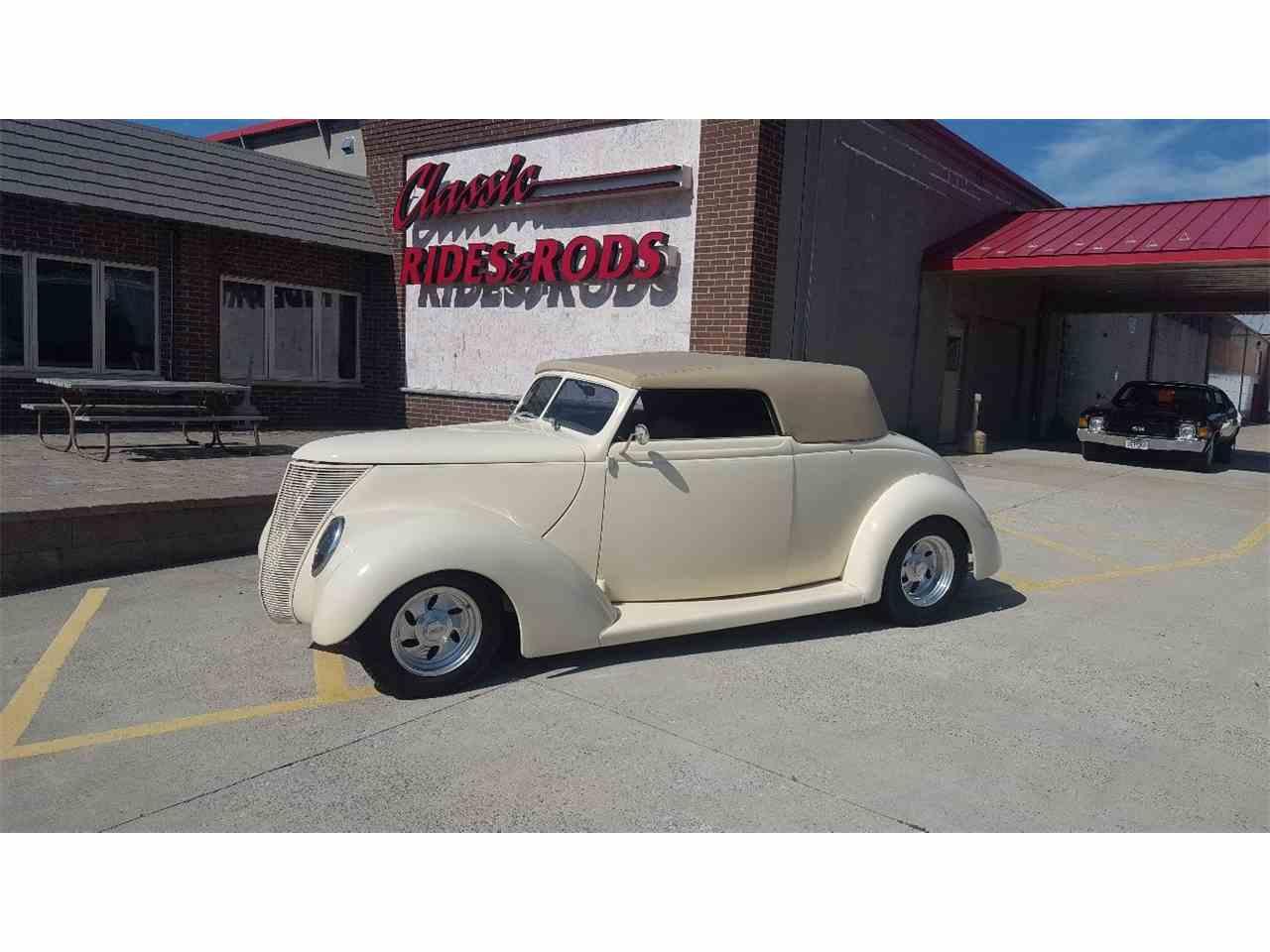 1937 Ford Cabriolet for Sale   ClassicCars.com   CC-1003351