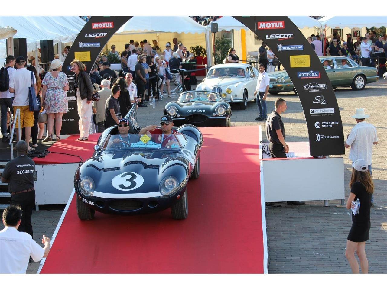 Large Picture of '76 D-Type Replica - LI72