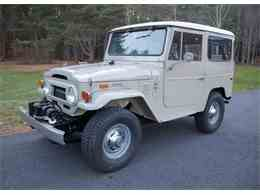 Picture of 1972 Toyota Land Cruiser FJ located in Essex Junction Vermont Offered by Essex Motorsport LLC - LI7I
