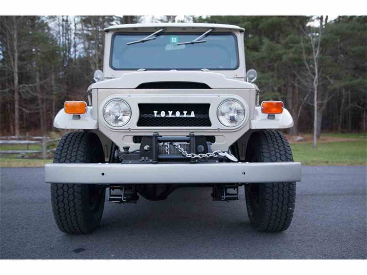Large Picture of 1972 Land Cruiser FJ located in Essex Junction Vermont - LI7I