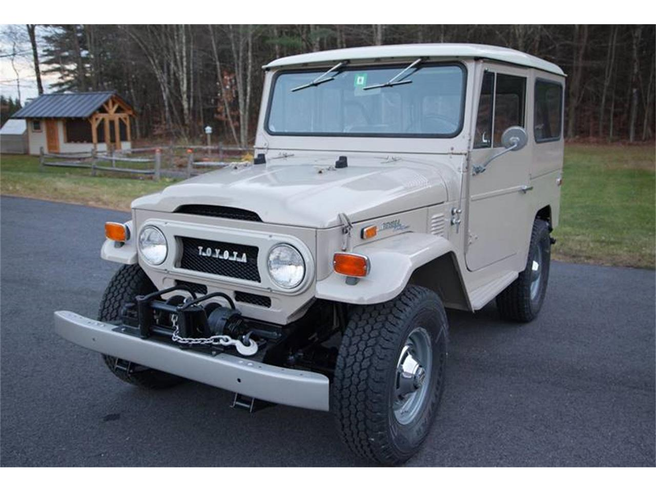 Large Picture of '72 Land Cruiser FJ - LI7I