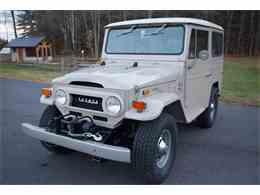 Picture of Classic '72 Land Cruiser FJ located in Vermont - $52,500.00 Offered by Essex Motorsport LLC - LI7I