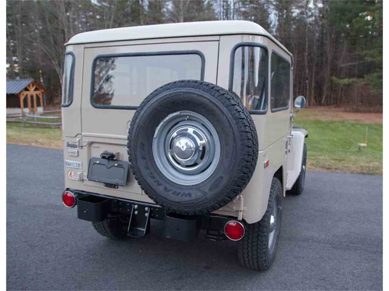 Large Picture of '72 Land Cruiser FJ located in Essex Junction Vermont Offered by Essex Motorsport LLC - LI7I